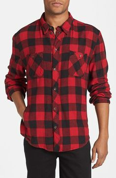 Timbers Up Check Flannel by Alternative