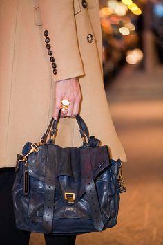Proenza Schouler PS1 satchel, Valerie Boster