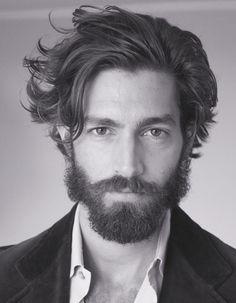 2014 Men's Beard and Mustache trend    trendy beard styles