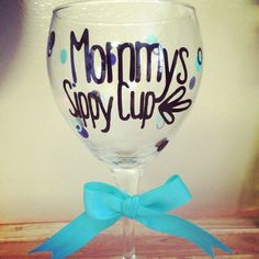 Everyone say Hello to Lacey. WELCOME to the Team!! Mommys sippy cup by SouthernTouchCustoms on Etsy, $6.00