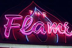 The Flame  Las Vegas
