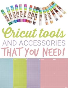 If you're new to crafting with a Cricut, you might be wondering what the best accessories are for it. Today, I'm sharing my favorite and most used Cricut Tools And Accessories That You Need to use with your Cricut Machine. #cricut  #diecutting #diecuttingmachine #cricutmachine #cricutmaker #diycricut  #diycricutprojects #cricutideas #cutfiles #svgfiles #diecutfiles #cricutideas  #diycricutprojects #cricutprojects #cricutcraftideas #diycricutideas