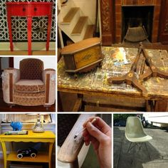 30 Ways To Repair, Restore, Or Redo Any Piece Of Furniture - Top 60 Furniture Makeover DIY Projects and Negotiation Secrets
