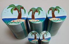 palm tree, cane polym, tree cane, clay ocean, trees, clay cane, polym cane, craftspolym clay, canes