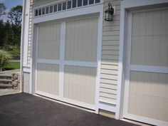 Wood Composite Garage Doors On Pinterest Carriage House