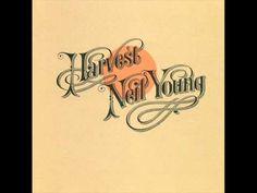 Neil Young - Harvest  (1972 Full Album)