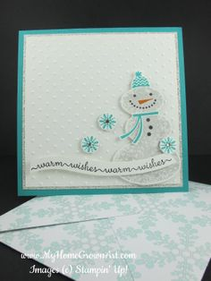 Snow Day Stampin Up ccm1