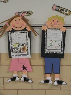 First Grade Fever!: 50 day ideas