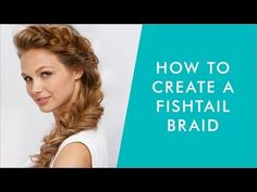 Professional Tutorial: How to Create a Fishtail Braid