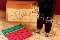 Homemade Coffee Liquor