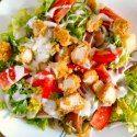 http://akitchenhoor.blogspot.com/2014/07/fried-chicken-salad.html