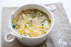 Tarragon Corn Chowder Recipe