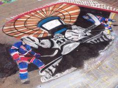 Quickie Chalk Art