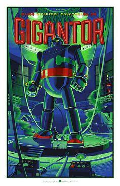 gigantor poster