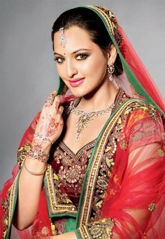 Sonakshi Sinha #Bollywood #Fashion #Wedding