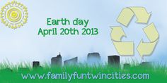 Join the Minneapolis Parks to Clean Up on Earth Day.