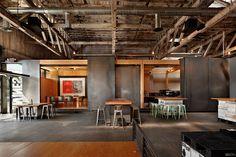 Charles Smith Wines Tasting Room and World Headquarters   Olson Kundig Architects (Photo: Benjamin Benschneider)   Bustler