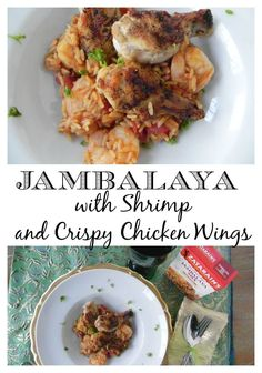 Jambalaya With Shrim