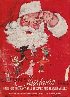 Eatons Christmas Catalogue 1959 by RabbitRaiments, via Flickr