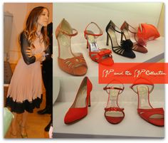 I stopped by the new Sarah Jessica Parker SJP shoe store for a sneak peak  #sjp