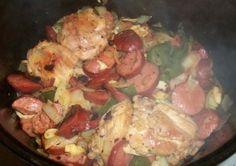 Crock Pot, Slow Cooker, One Dish Meals
