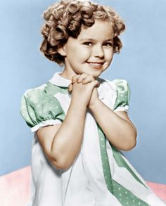 Shirley Temple (April 23, 1928 ~ February 10, 2014)