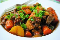 Beef and Beer Stew