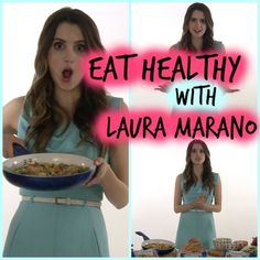 Laura Marano Dishes Her Three Favorite Healthy Meals | M Magazine