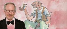 Steven Spielberg dirigerà il film Il GGG tratto dal libro di Roald Dahl, Il Grande GIgante Gentile arriverà nei nostri cinema nel 2016