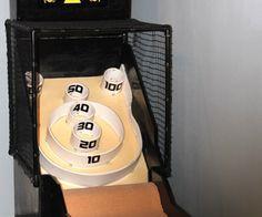 Mini Futuristic Skee Ball ---- SWEET!!!!