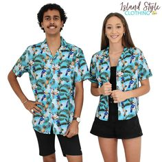 It's a TOUCAN PARTY! 100% cotton.  #hawaiianshirt #hawawaiianshirts #partyshirt #alohafriday #pineappleparty #luaushirt #cruisewear #islandstyleclothing #pineappleshirt #festivalshirt #festivalfashion #fashion #fashionita #partyshirt #couplesset #couplesgoals #matching #matchymatchy #matchingshirts #luau #beachparty #cruise #toucanparty #fashion #funfashion #cottonshirts
