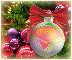 """Tom"" Ornament / Christmas Ornaments / Days of our Lives / #DAYS"