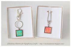 Custom Jewelry Charms Swirl Technique