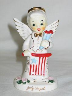 July Boy Angel
