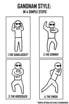 gangnam style :D