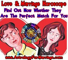Astrology For Marriage - With the help of astrological predictions, the compatibility of a couple can be ascertained. This practice of matching horoscopes of would be brides and grooms are quite common among the Hindus in India. Marriages almost never happen here without horoscope matching. Astrologers also determine the ideal time and date of the marriage. Read More: http://www.astrologyformarriage.com/