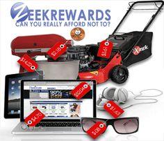 ZeekRewards - The Rewards Program of a Lifetime!