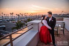 Hilton Waterfront Huntington Beach Wedding   Karen + Charlie   D Park Photography