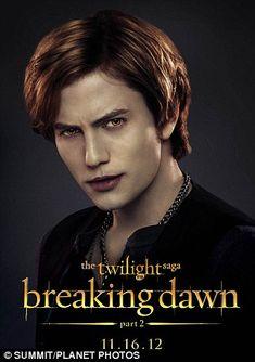 Breaking Dawn part 2 Jackson Rathbone as Jasper Hale