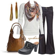 """""""Cool Spring Weekend"""" by cynthia335 on Polyvore"""