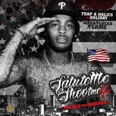 Mixtape: @WakaFlockaBSM - Salute Me or Shoot Me 4 via @thefader