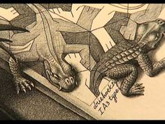 Escher Documentary   uploaded by stanchinsky to You Tube