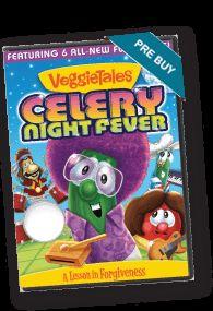 Celery Night Fever by VeggieTales