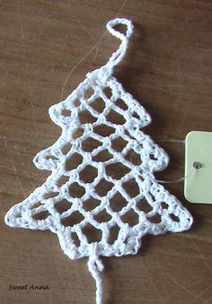 crochet christmas ornaments crafts