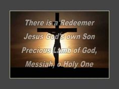 There Is A Redeemer by Keith Green