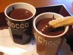 Receitas de Chocolate: Chocolate Quente (2)
