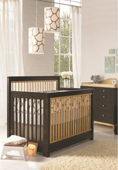 A safari themed nursery is gender neutral, unique, and fun for shopping!  Young America at Belfort Furniture