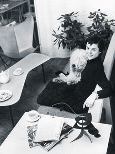 Florence Knoll, arquitecta