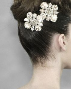 Adore these hair pieces