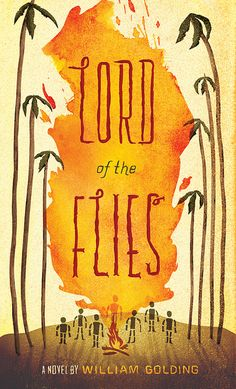 Maybe there is a beast….maybe it's only us.    Lord of the Flies illustrated by Ryan Doggendorf :: via doganddwarf